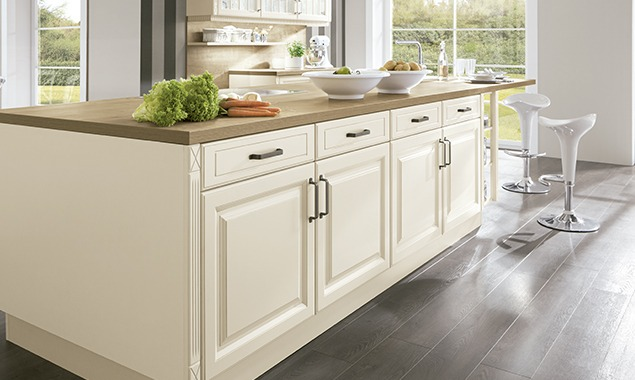 Cocinas rusticas blancas decoradas sevilla los remedios reforma tu cocina