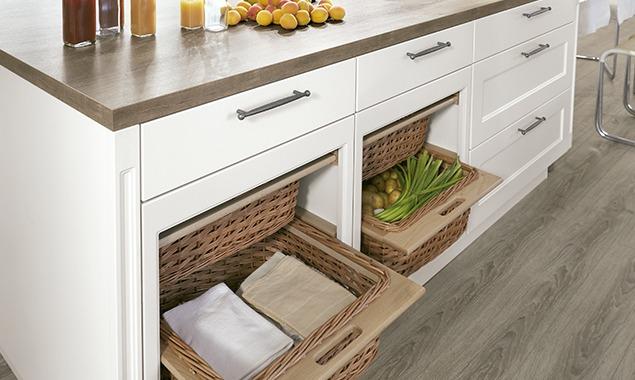 Cocina clasica muebles blanco almacernar espacio sevilla los remedios reforma tu cocina