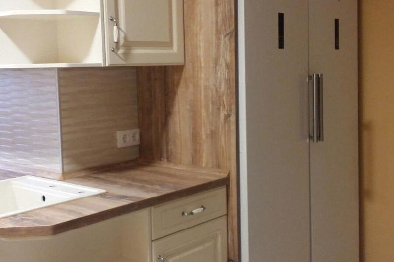 Casa cocina madera sevilla