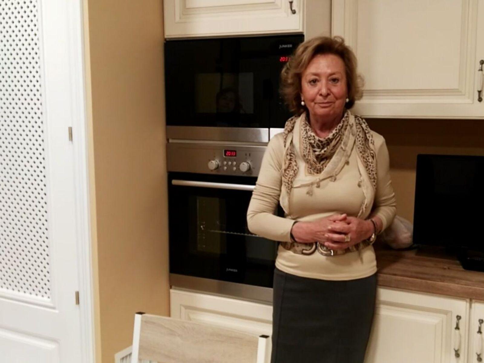 Opinión mujer cocina sevilla ayuda kouch
