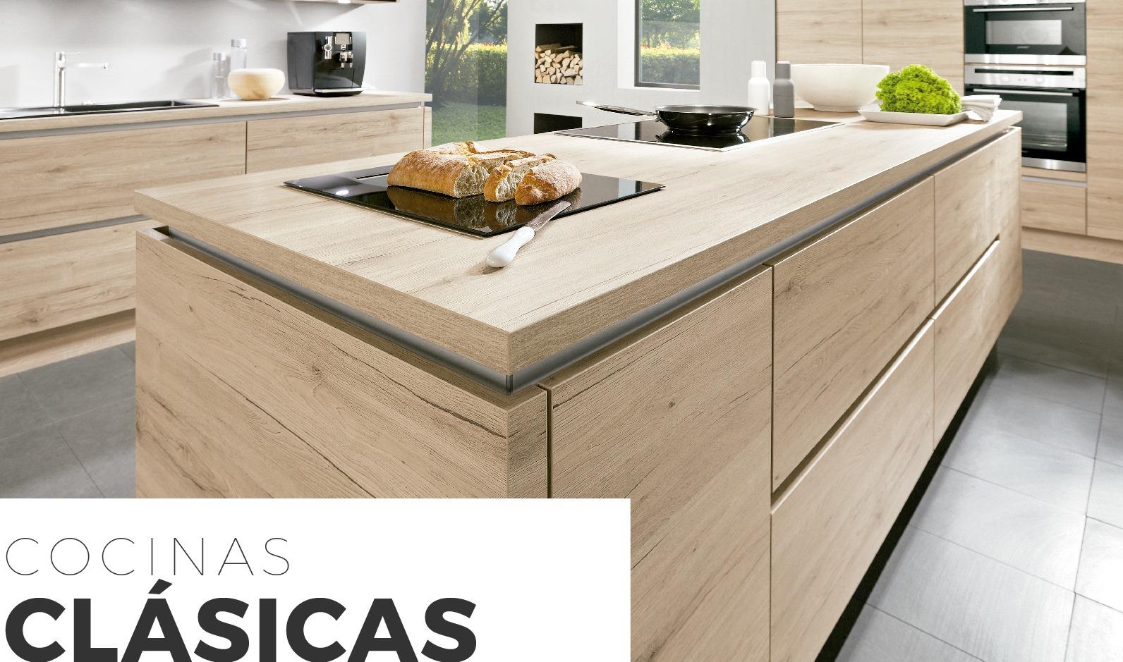 Cocinas clásicas Kouch Sevilla