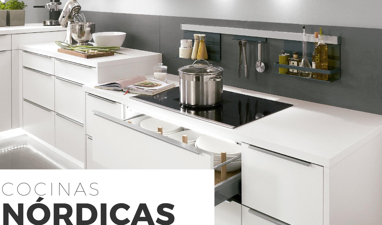 Cocinas Nórdicas Kouch Sevilla