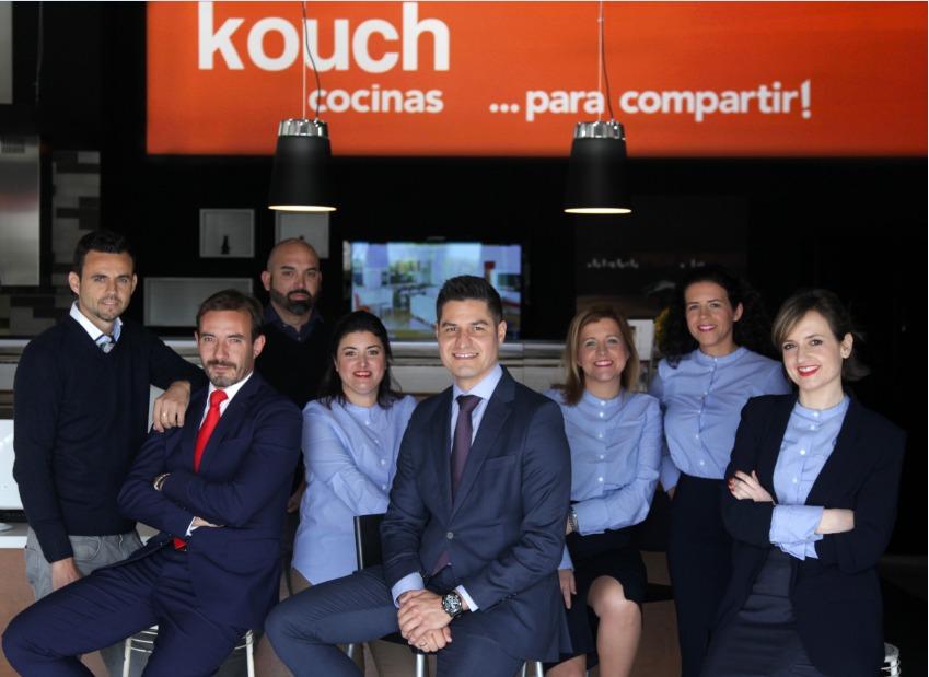 Equipo trabajo recursos humanos kouch cocinas