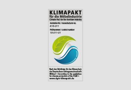 Pacto por el medio ambiente de la industria de muebles klimapakt
