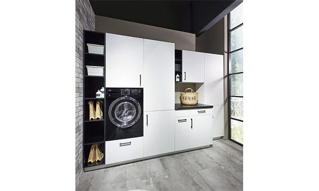 muebles lavadora moderno