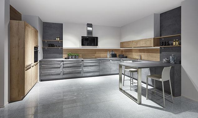 Cocina moderna sevilla