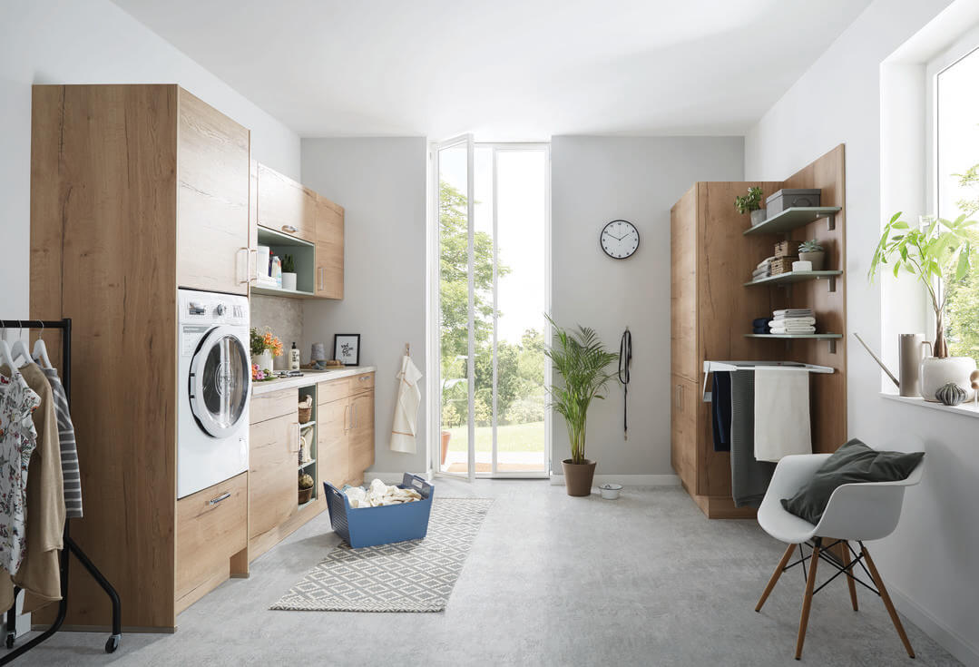 Cuarto del lavadero Diseño Sevilla
