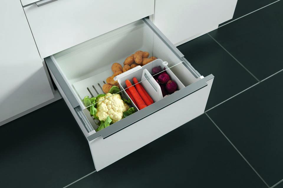 diseño cajon almacenaje cocinas sevilla