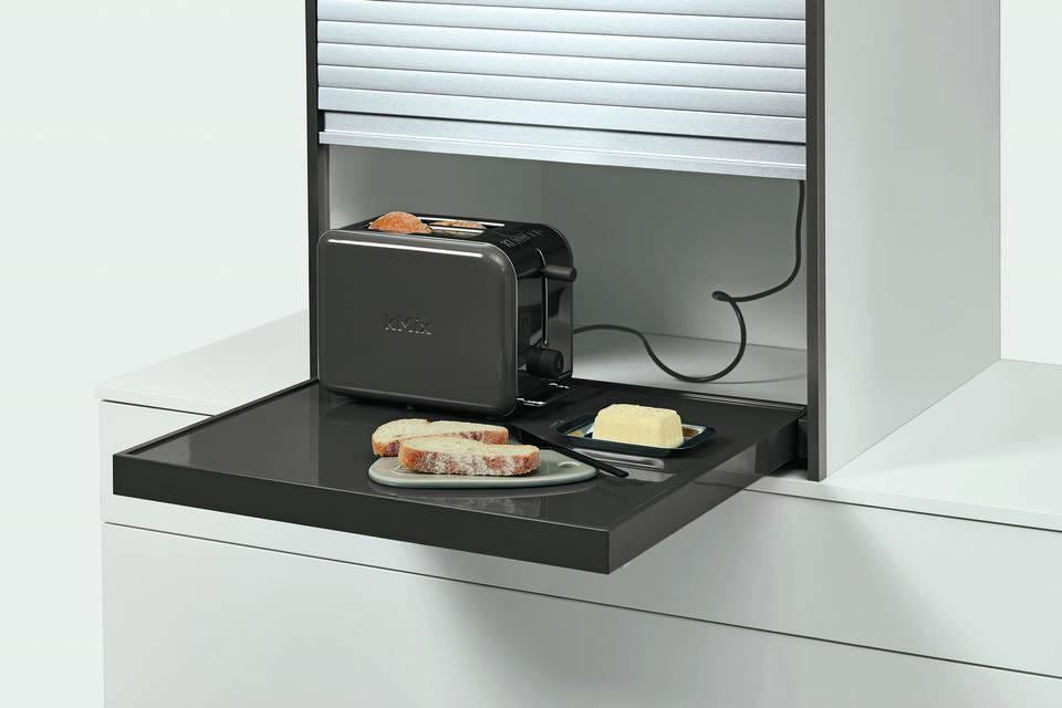 mueble tostador diseño cocina sevilla